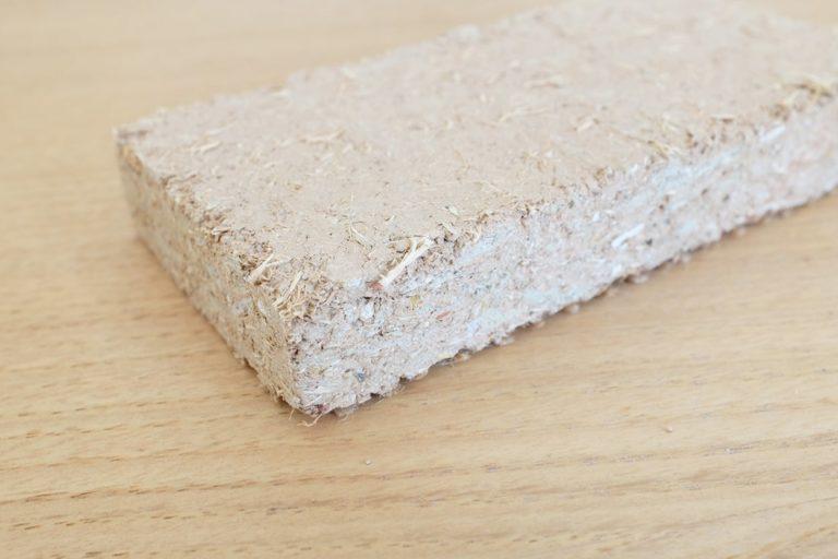 pannello di argilla